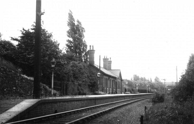 Staveley 1 Palterton Bolsover Castle Railway Station Photo Midland Railway